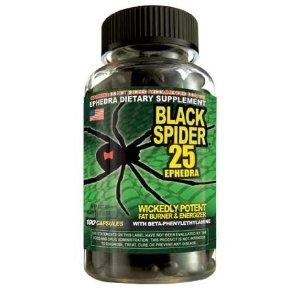 Мастурбатор нового поколения black spider. черный.
